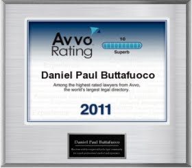Top AVVO rating - Christian Lawyer